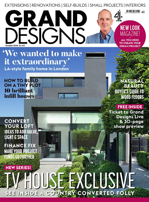 Grand Designs UK - October 2018