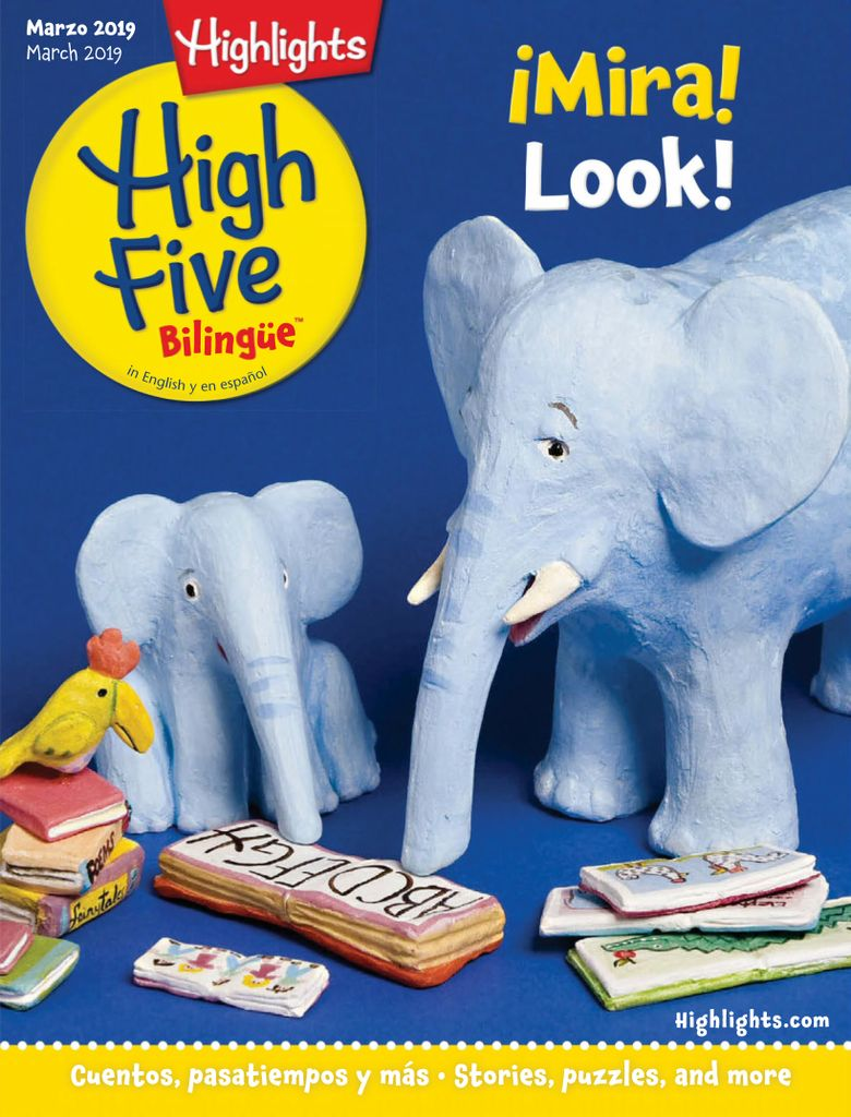 Highlights High Five Bilingue - March 2019