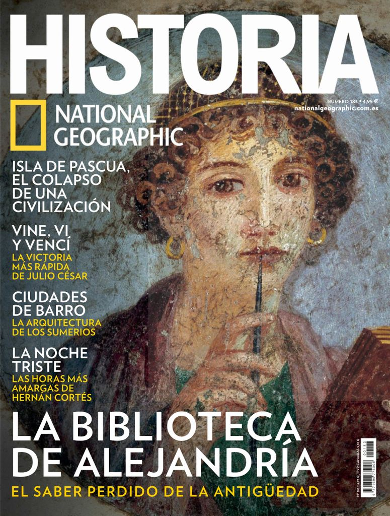 Historia National Geographic - marzo 2019
