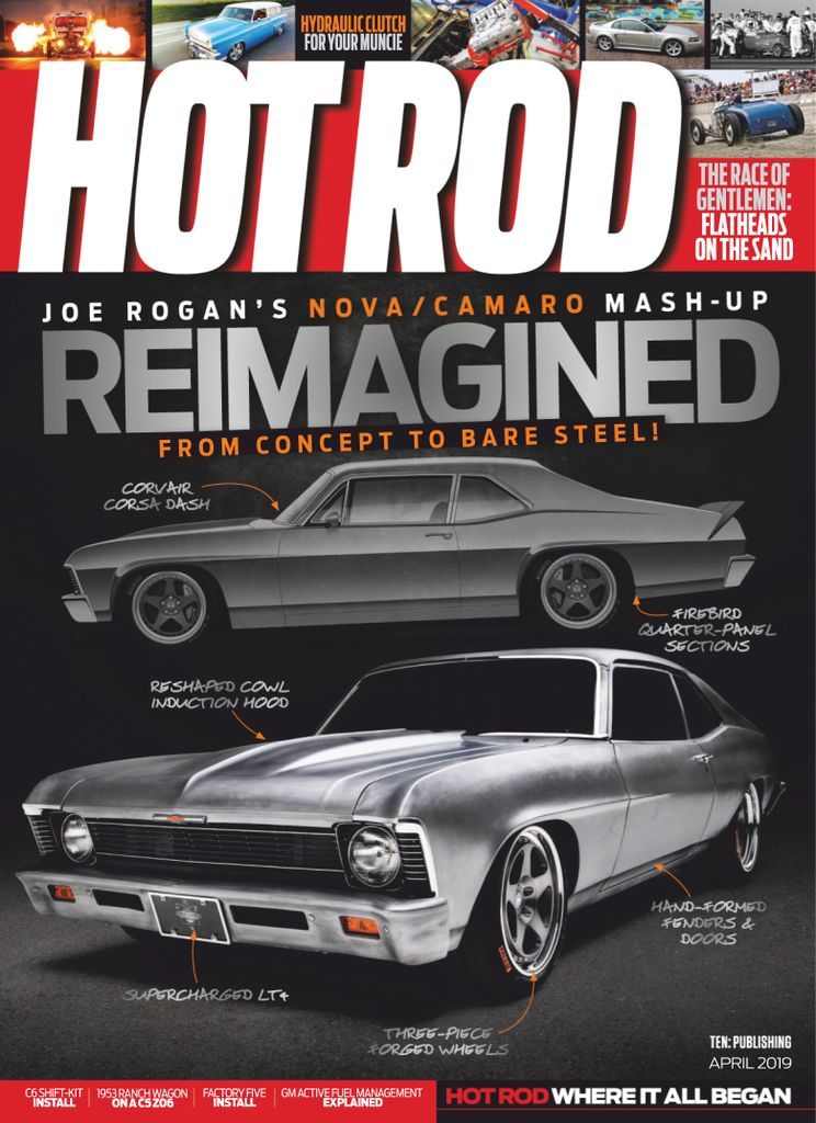 Hot Rod - April 2019
