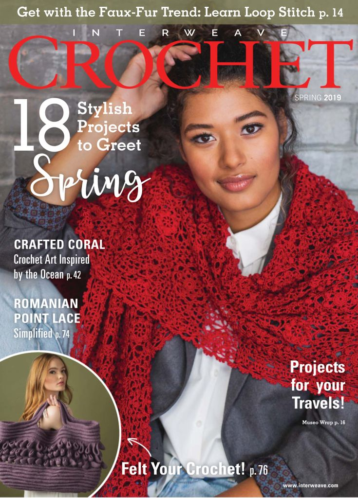 Interweave Crochet - February 2019
