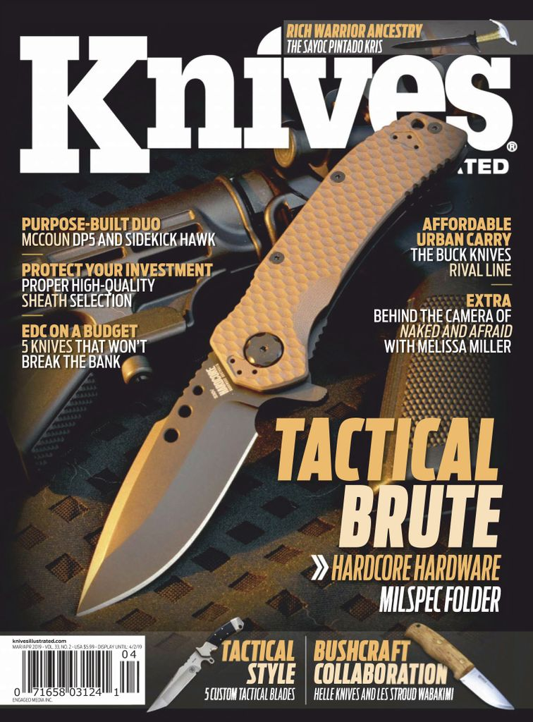 Knives Illustrated - March 2019