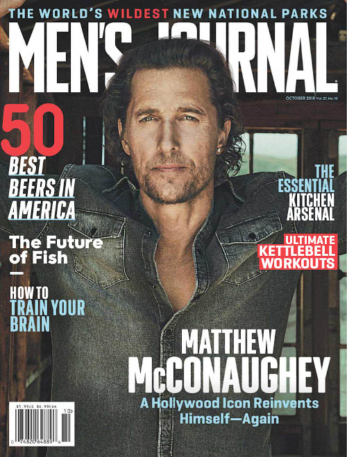 Men's Journal - October 2018