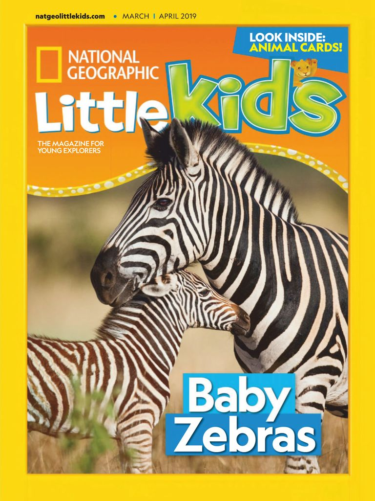 National Geographic Little Kids - March 2019