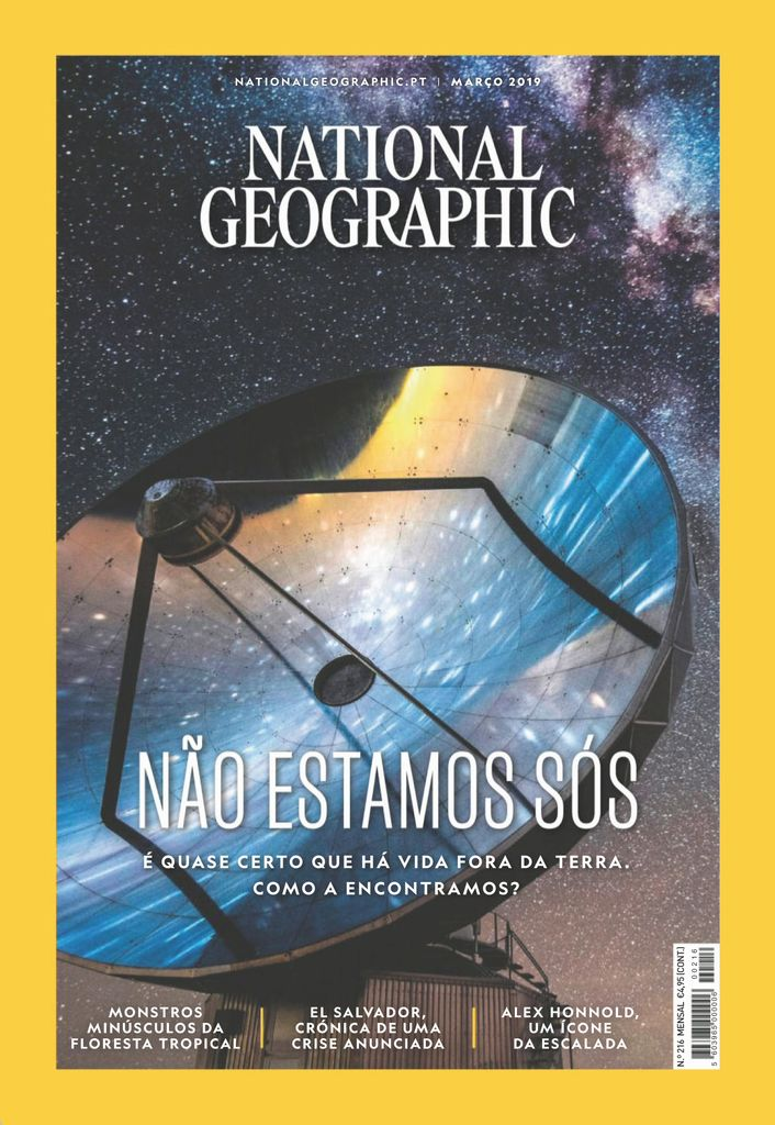 National Geographic Portugal – março 2019