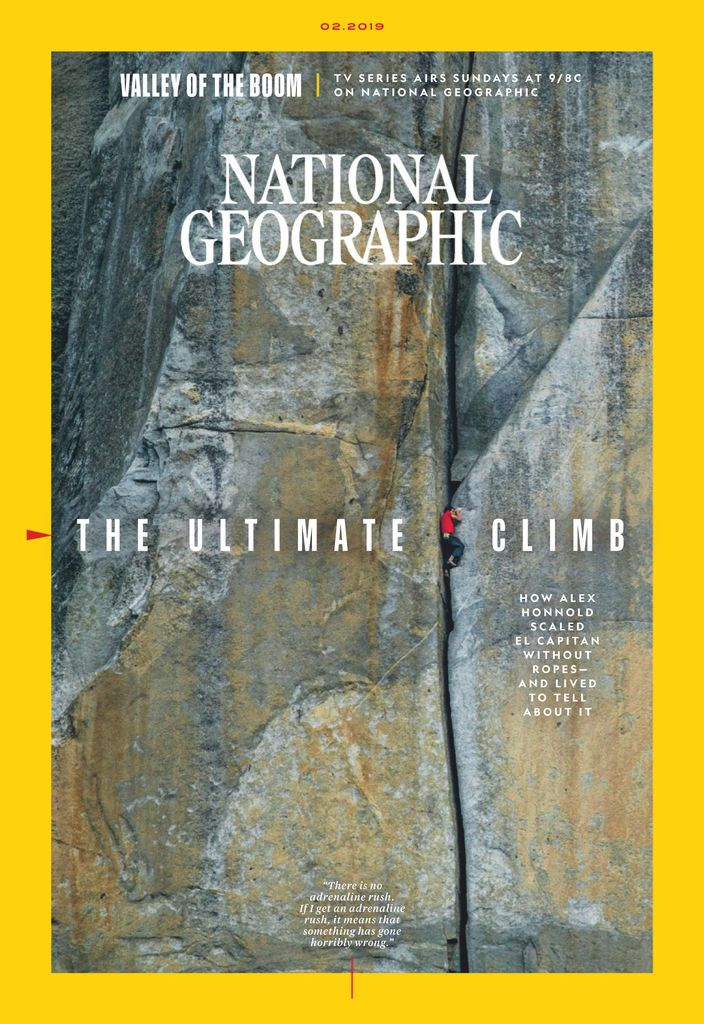 National Geographic USA - February 2019