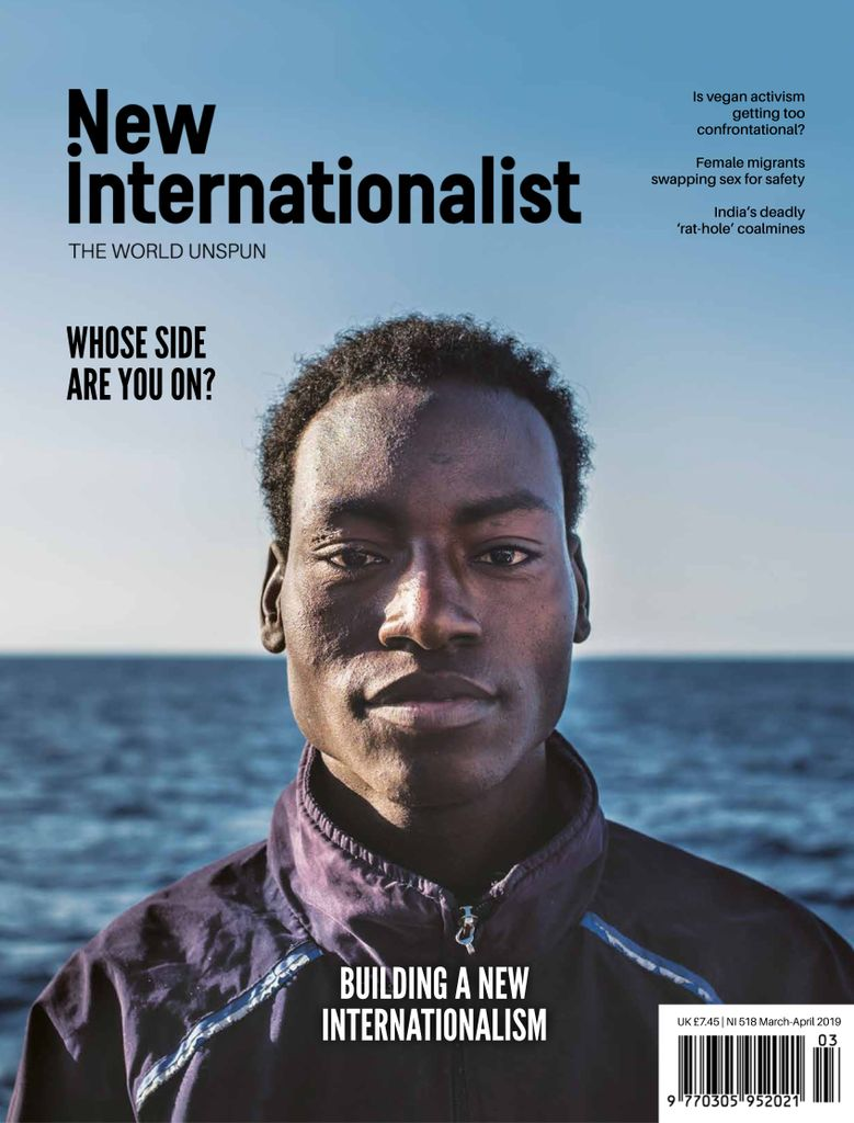 New Internationalist - March 2019