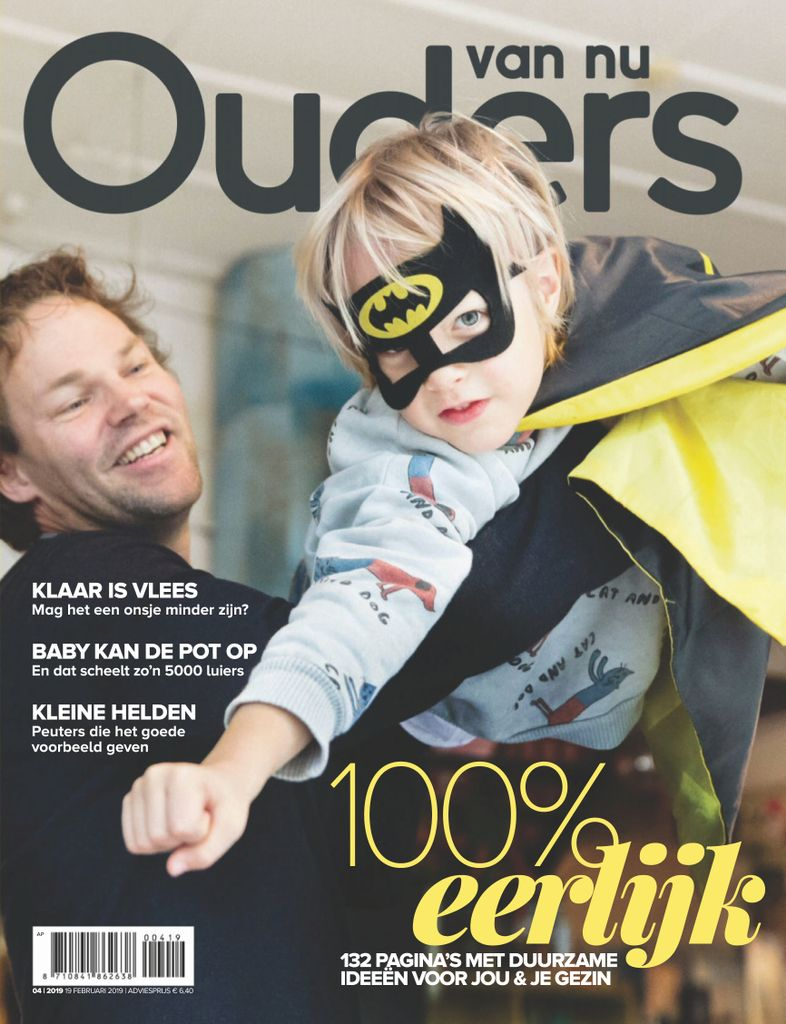 Ouders van Nu - april 2019