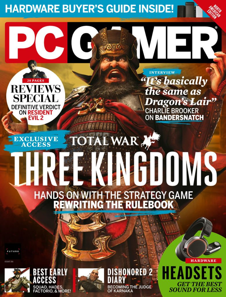 PC Gamer USA - April 2019
