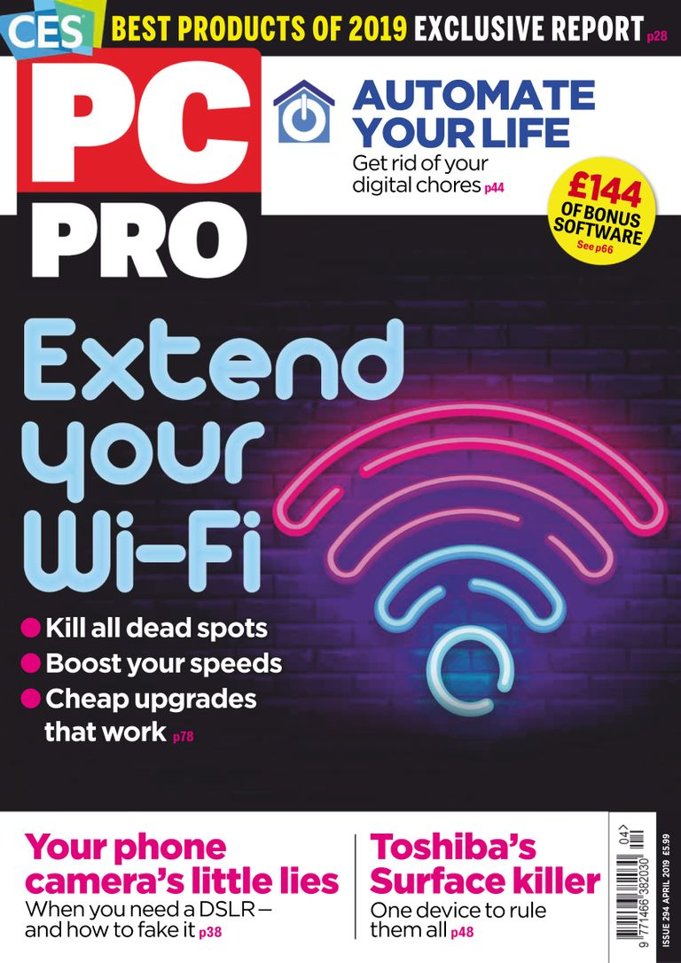 PC Pro - April 2019