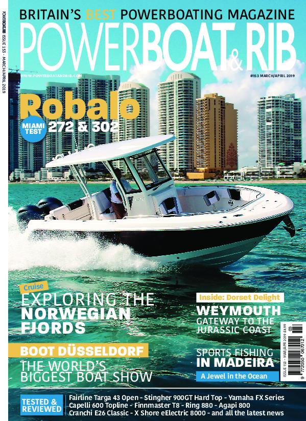 Powerboat & RIB – March 2019