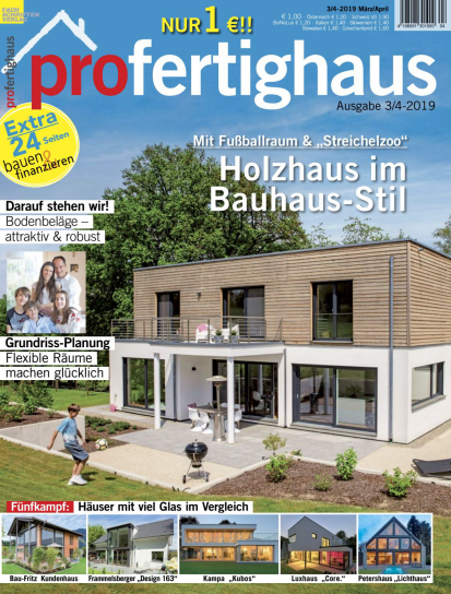 profertighaus - März/April 2019
