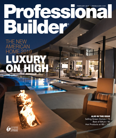 Professional Builder - February 2019