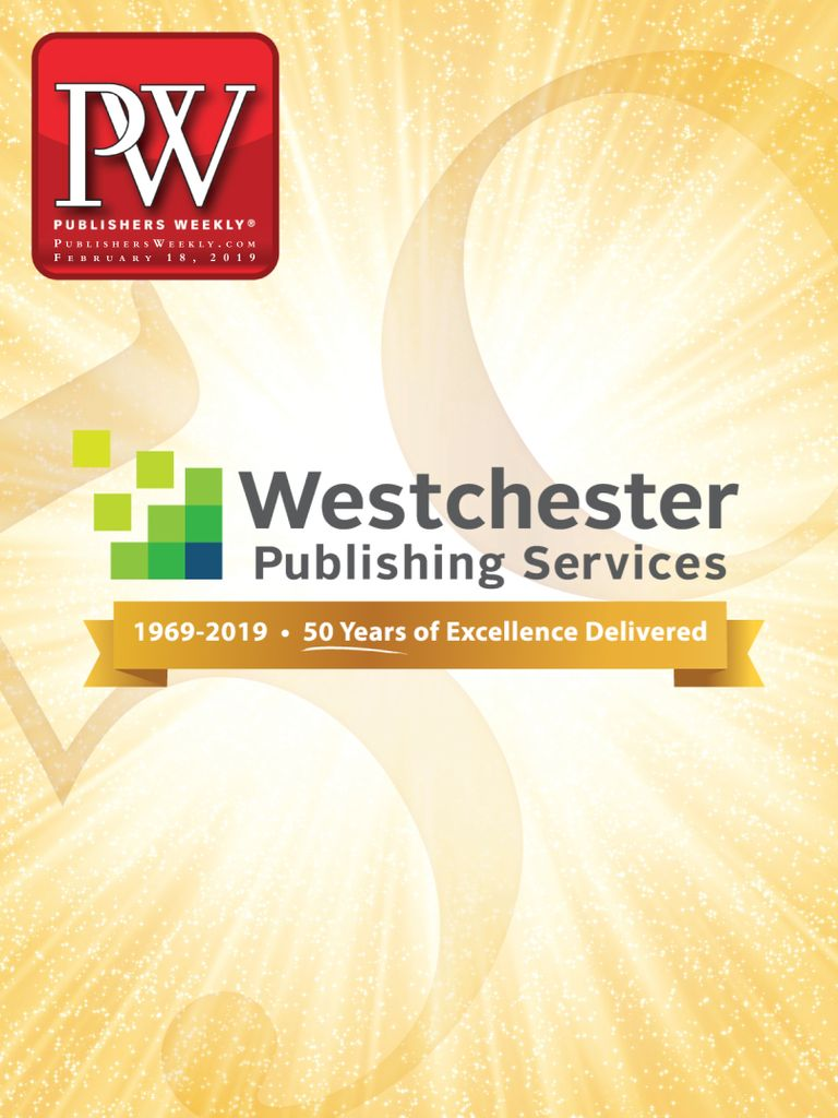 Publishers Weekly - February 18, 2019