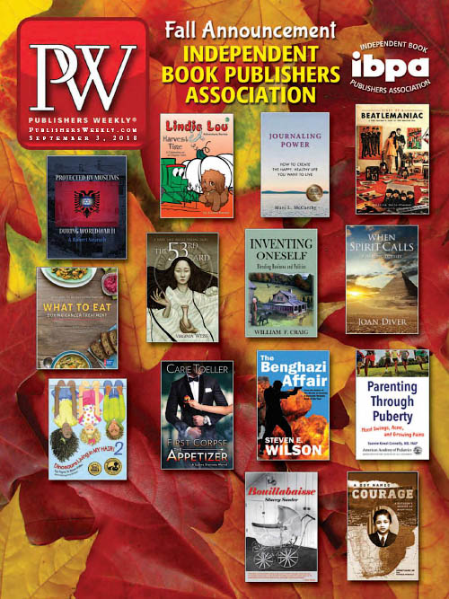 Publishers Weekly - September 3, 2018