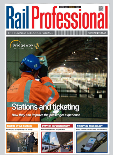 Rail Professional - March 2019