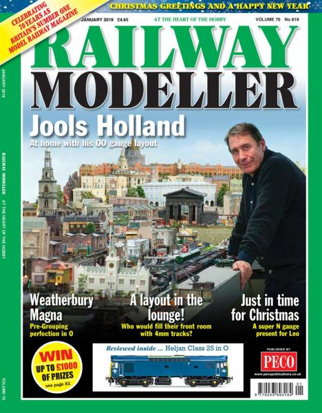 Railway Modeller - January 2019
