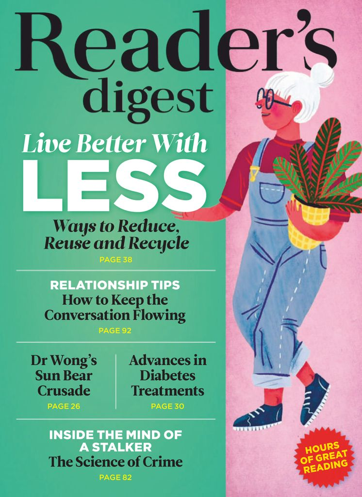 Reader's Digest Australia & New Zealand - March 2019