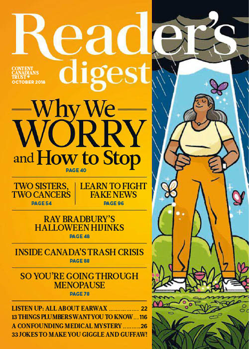 Reader's Digest Canada - October 2018
