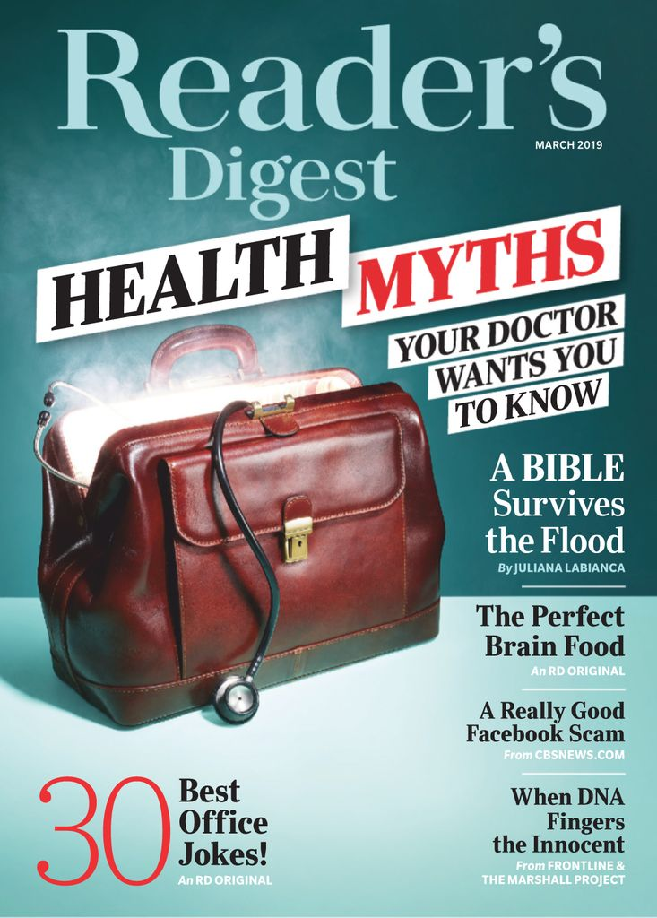 Reader's Digest USA - March 2019