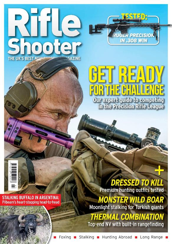 Rifle Shooter – March 2019
