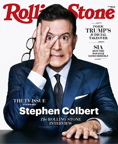 Rolling Stone USA - September 2018