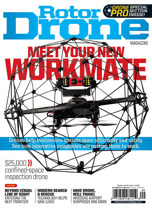 Rotor Drone USA - September/October 2018
