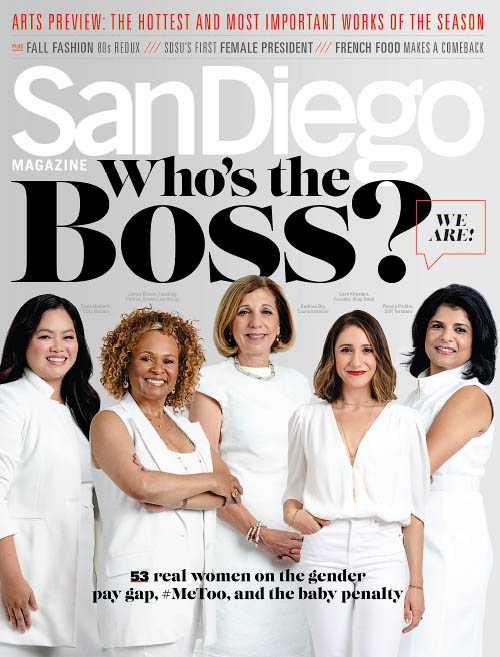 San Diego Magazine – September 2018