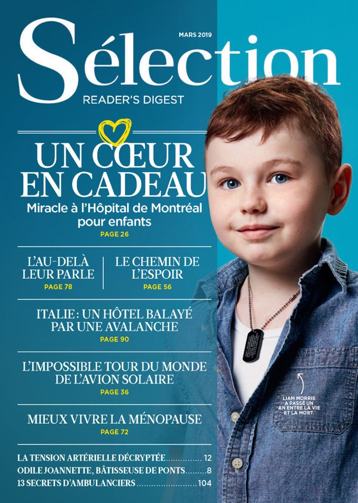 Sélection du Reader's Digest Canada - mars 2019