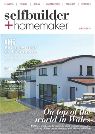 Selfbuilder & Homemaker - January / February 2019