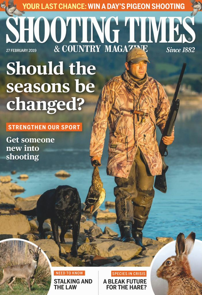 Shooting Times & Country - 27 February 2019