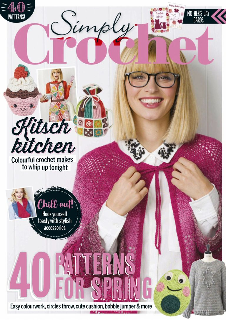 Simply Crochet - July 2019