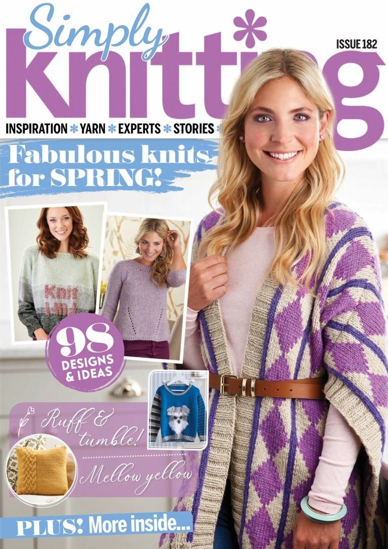 Simply Knitting - April 2019
