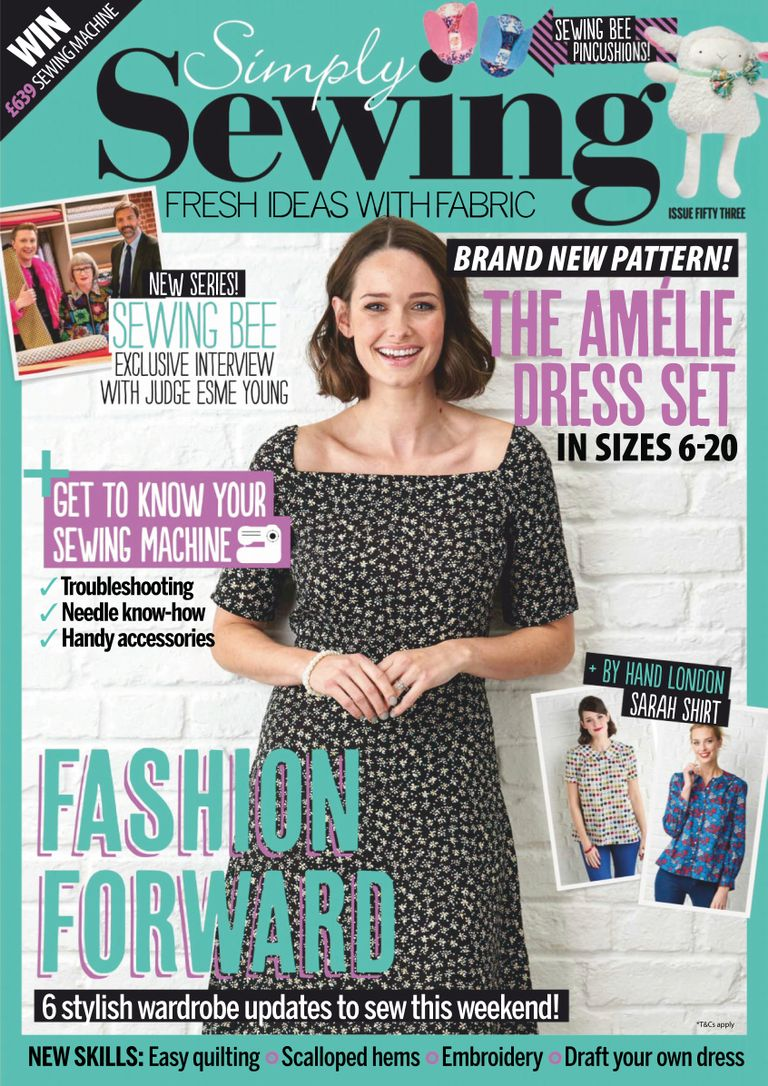 Simply Sewing - June 2019