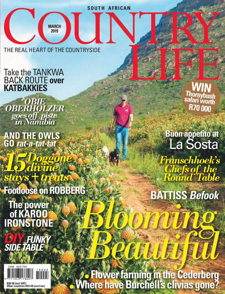 South African Country Life - March 2019