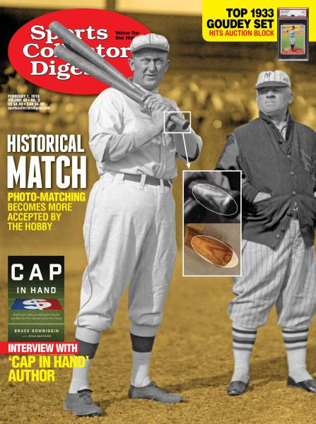 Sports Collectors Digest - February 1, 2019