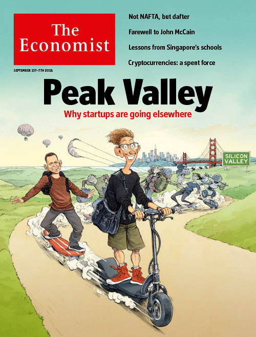 The Economist UK Edition - September 1, 2018