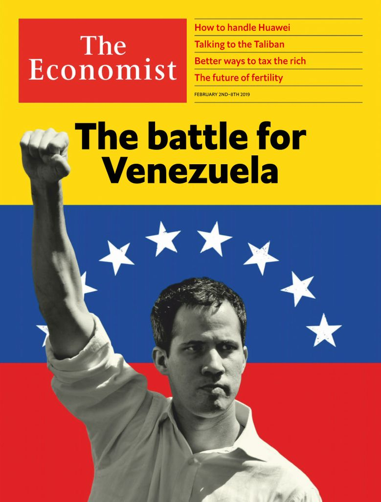The Economist USA - February 02, 2019