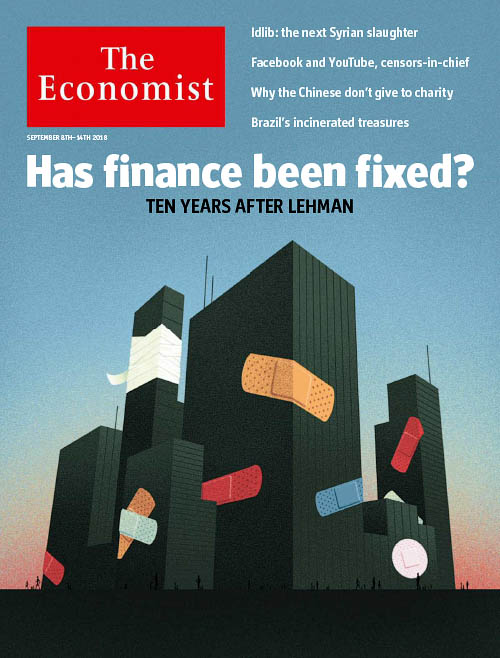 The Economist USA - September 8, 2018