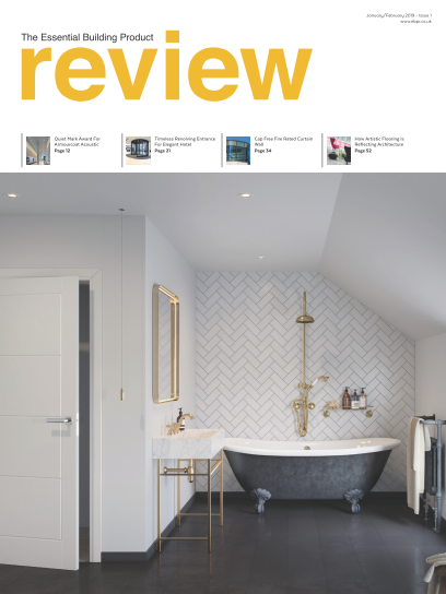 The Essential Building Product Review - January/February 2019