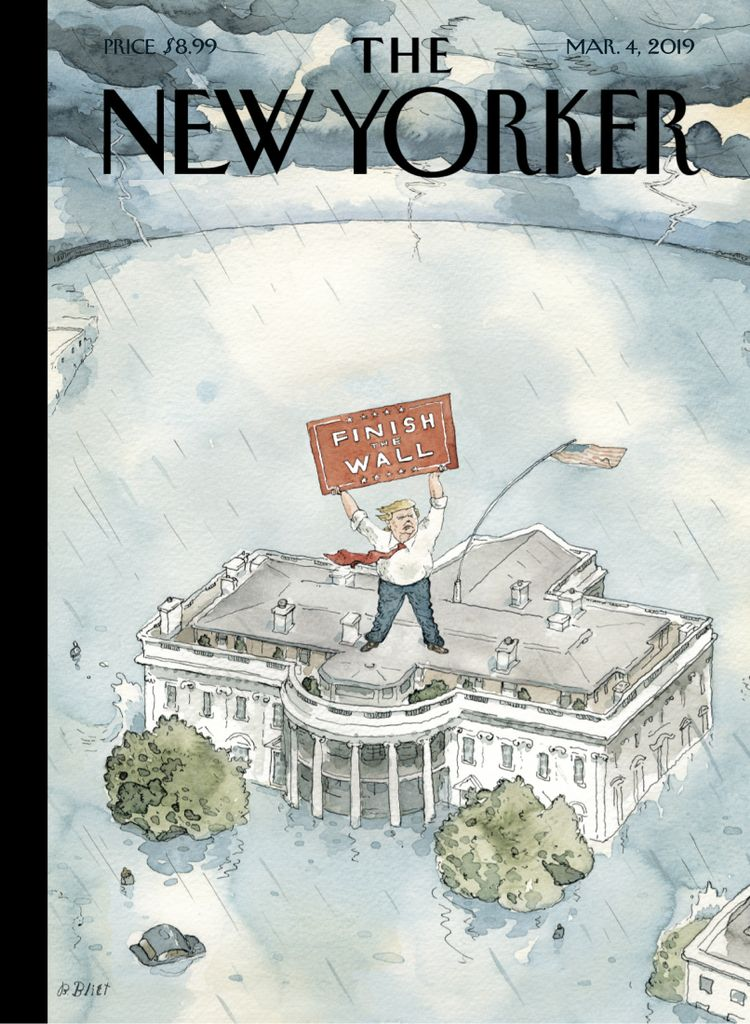 The New Yorker – March 04, 2019