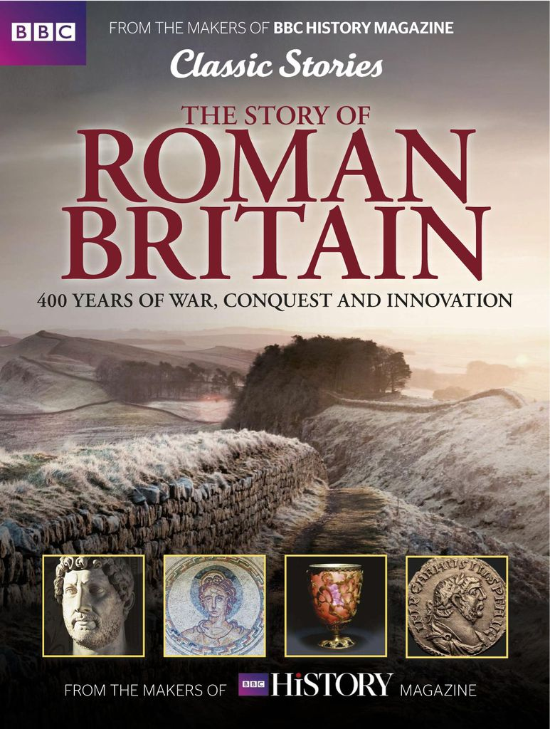 The Story of Roman Britain – July 2017