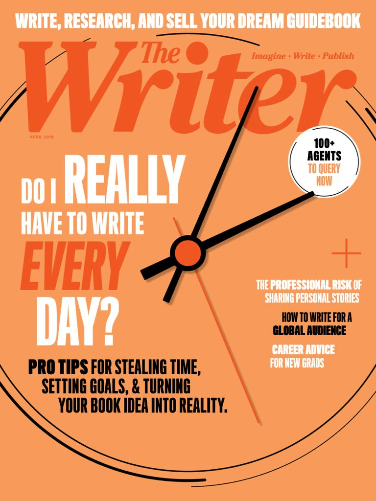 The Writer - April 2019