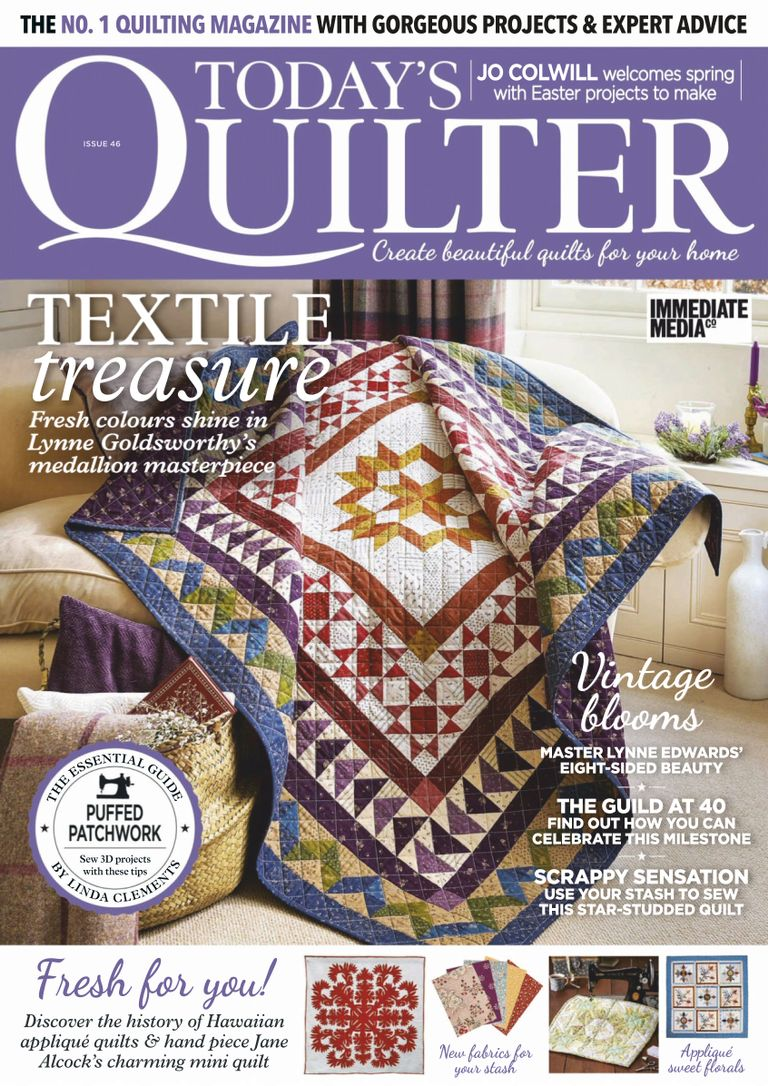 Today's Quilter - March 2019