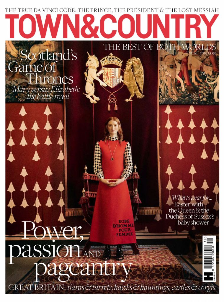 Town & Country UK  - March 2019