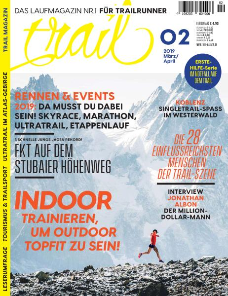 Trail Magazin - März-April 2019
