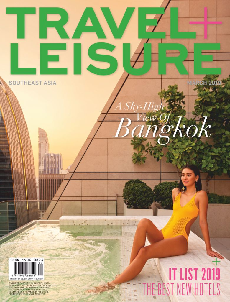 Travel+Leisure Southeast Asia - March 2019