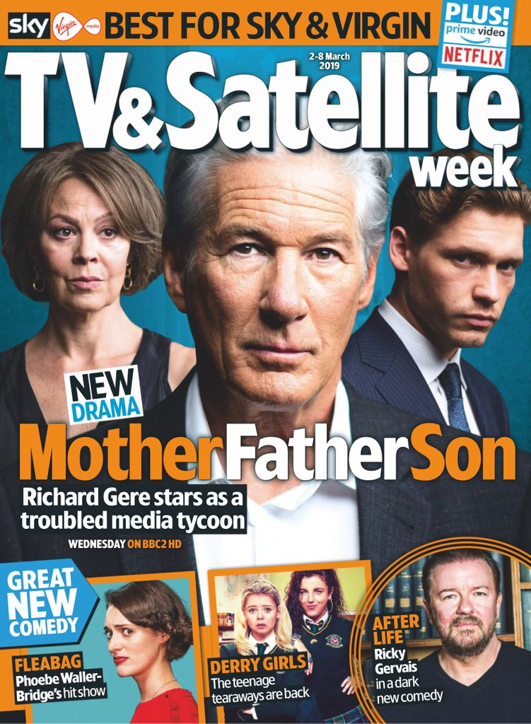 TV & Satellite Week - 02 March 2019