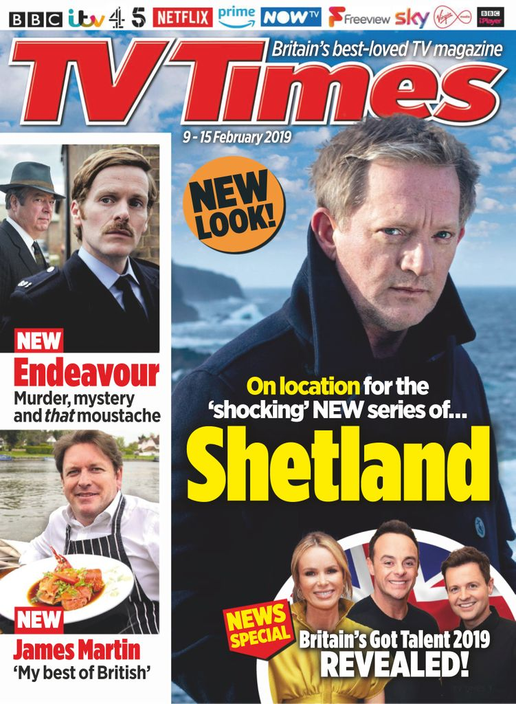 TV Times - 09 February 2019