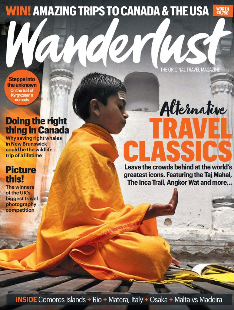 Wanderlust UK - March 2019
